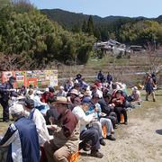 第3回 花★花フェスタ in 狛・岩坂地区(2012.04.08)