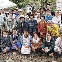 第5回 菜の花の苗植え(2014.10.23)