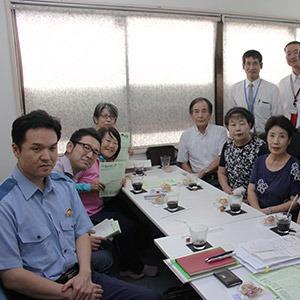 YC奈良西ノ京、奈良警察署と防犯対策で協力